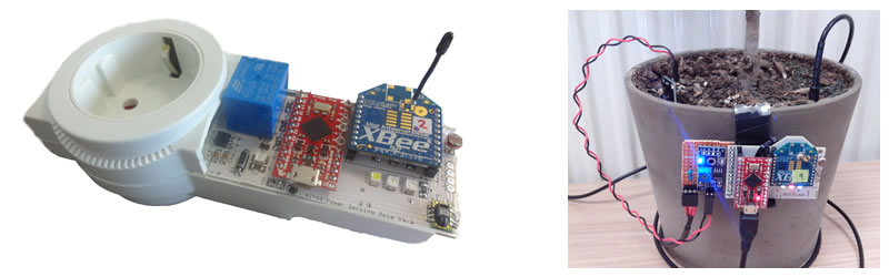 Nitos office sensing framework nitlab network