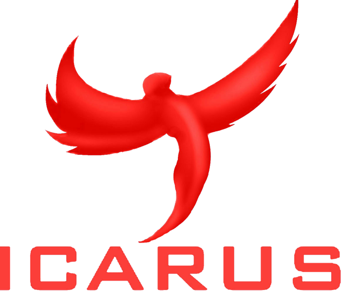 icarus wireless nodes logo