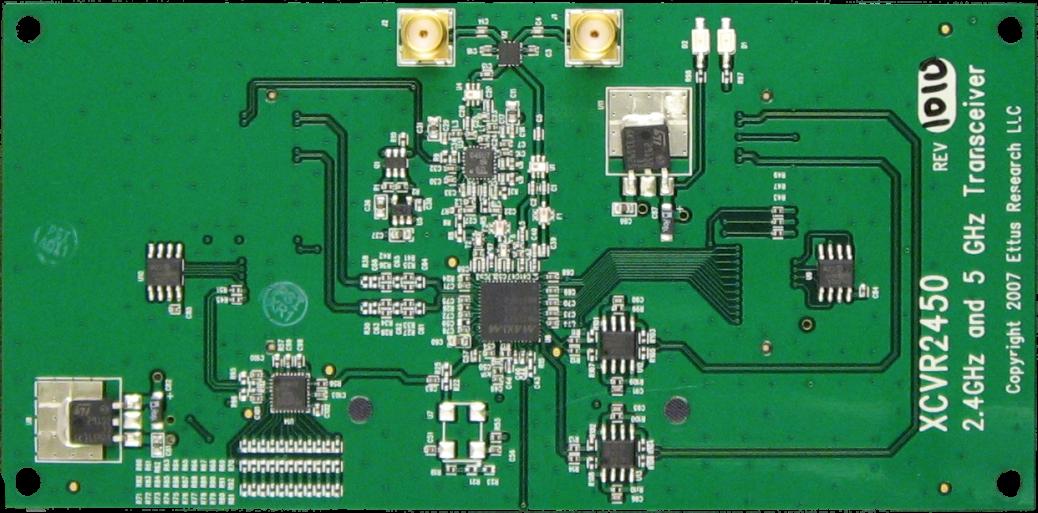 USRP SBX Transceiver Daughterboard SDR 40Mhz